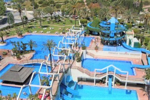 Benal Beach family hotel