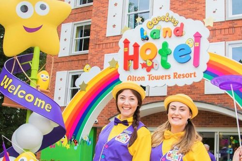 Themed hotels in UK