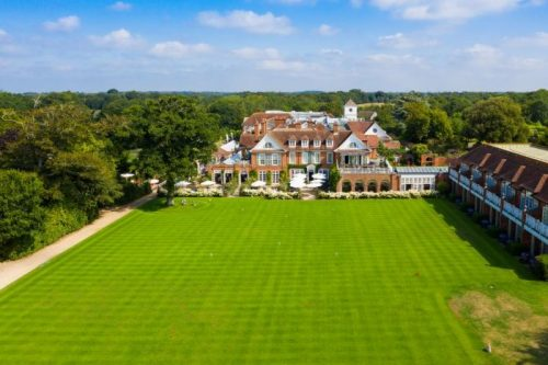 Chewton Glen Family Friendly Hotel in UK