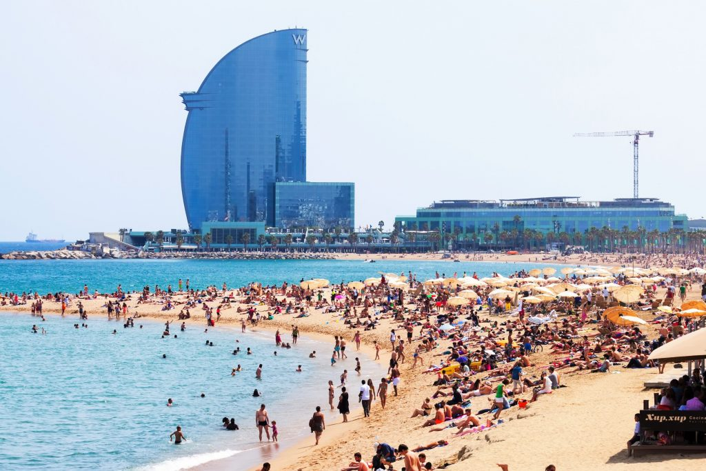 Family Holidays in Barcelona