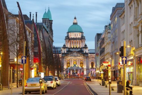 Family holidays in Belfast