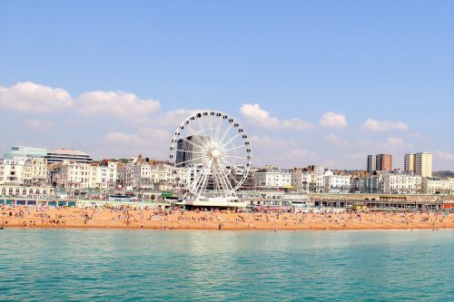 Family holidays in Brighton