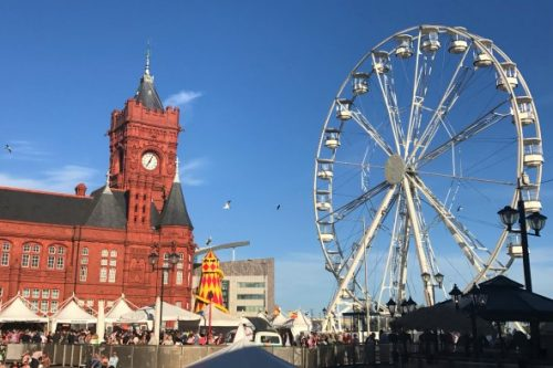 Family holidays in Cardiff