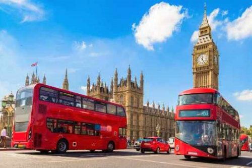 Family holidays in London