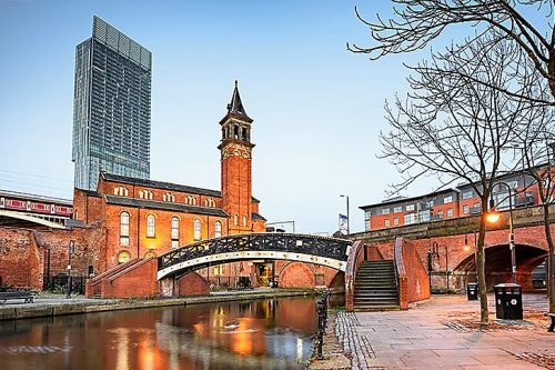 Family holidays in Manchester
