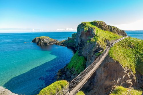 Family holidays in Northern Ireland
