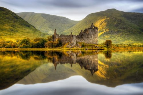 Family holidays in Scotland