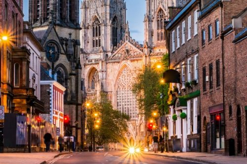 Family holidays in York