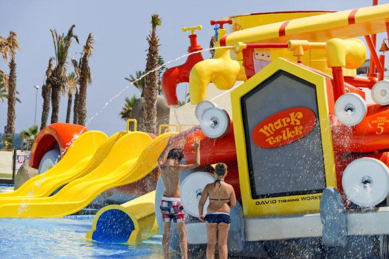 Mediterraneo Bay Hotel & Resort for kids
