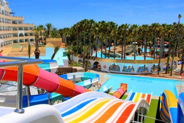 PlayaSol Spa Resort with waterpark