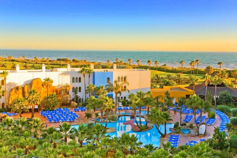 Playaballena Spa Hotel for kids in Andalucia