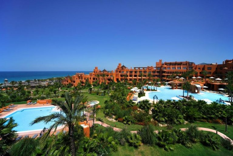 Royal Hideaway Sancti Petri by Barceló luxury family resort in Andalucia