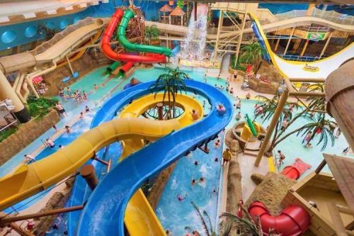 Waterparks in the UK