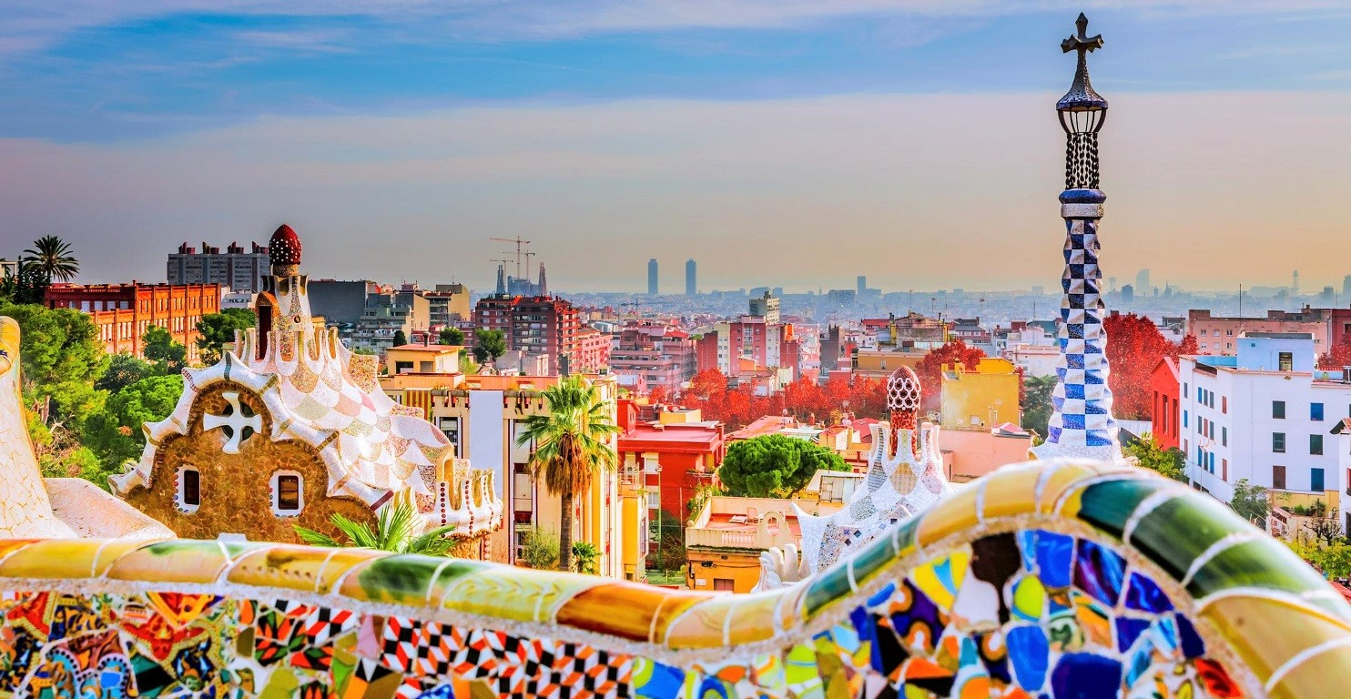 family holidays in Barcelona, Spain