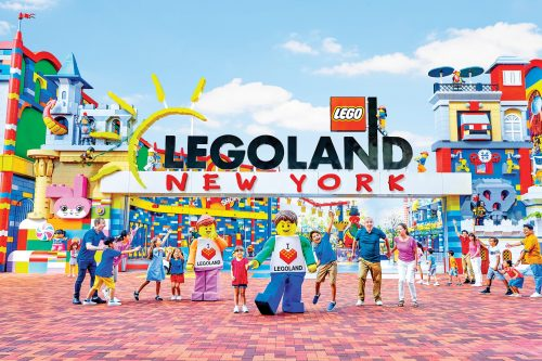 family holidays in legoland