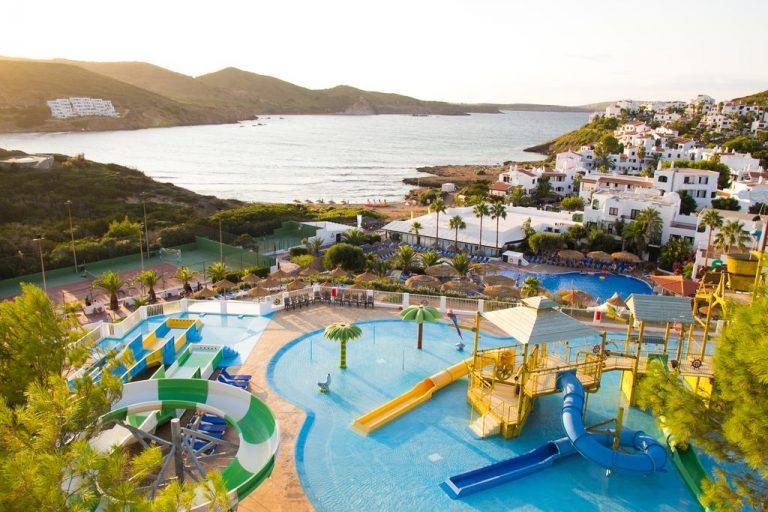 Carema Club Resort for families