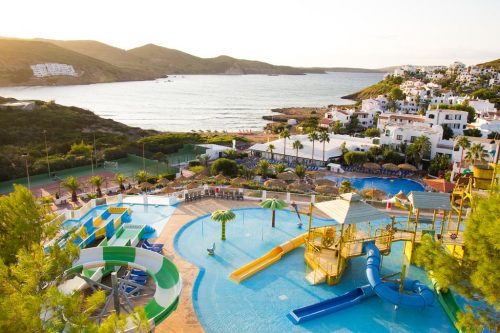 Carema Club Family Resort in the Balearic Islands