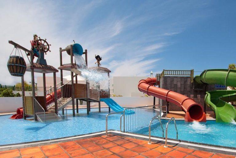 Caybeach Sun toddler-friendly hotel in Lanzarote