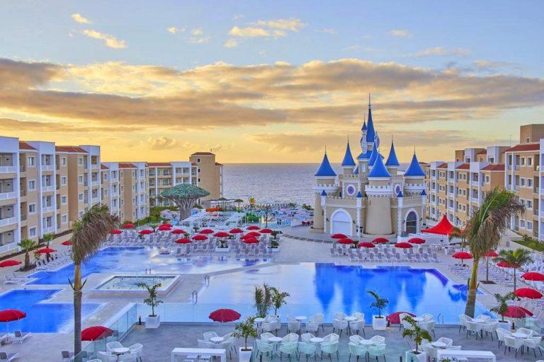 Fantasia Bahia Principe family hotel in Tenerife