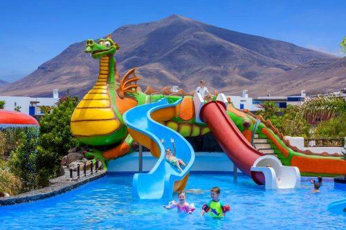 Gran Castillo Tagoro Family & Fun family hotel in Canary Islands