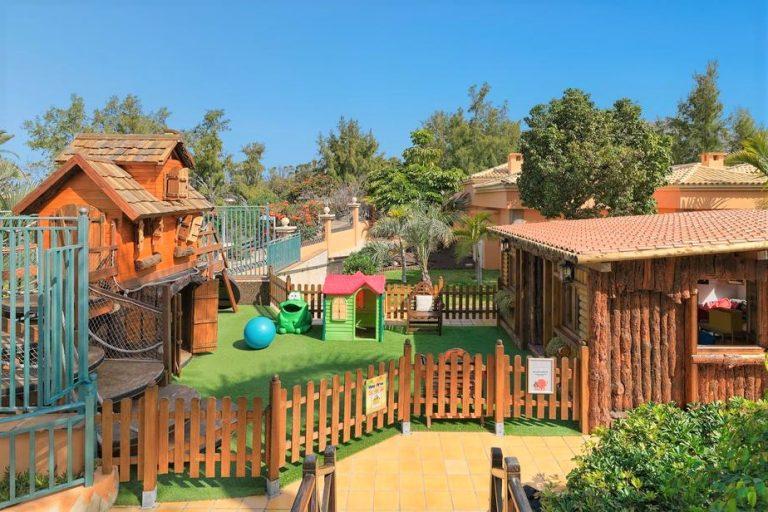 Green Garden Resort & Suites for families in Tenerife