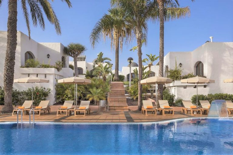 HD Parque Cristobal family hotel in Tenerife
