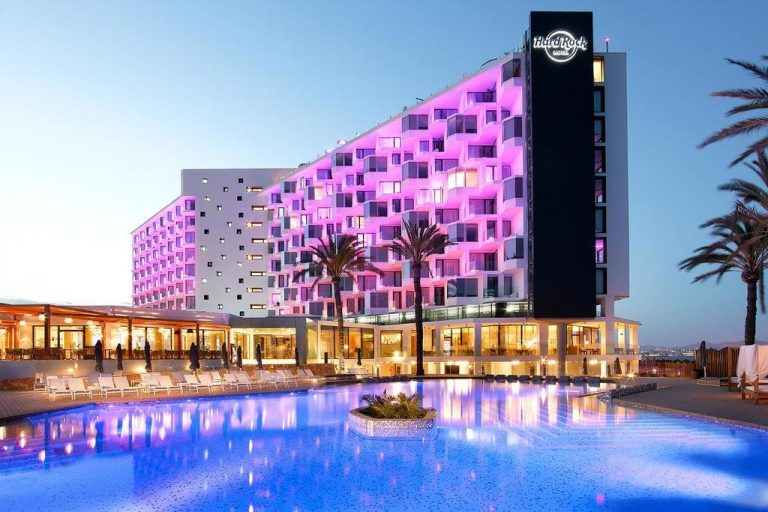 Family Hotel Hard Rock in Ibiza