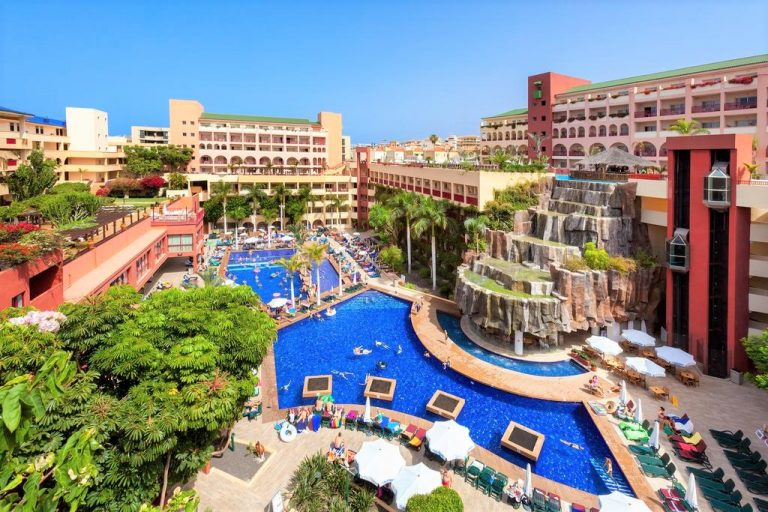 Family Hotel Best Jacaranda in Tenerife South