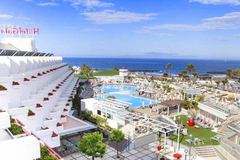 Family Hotel Gala in Tenerife