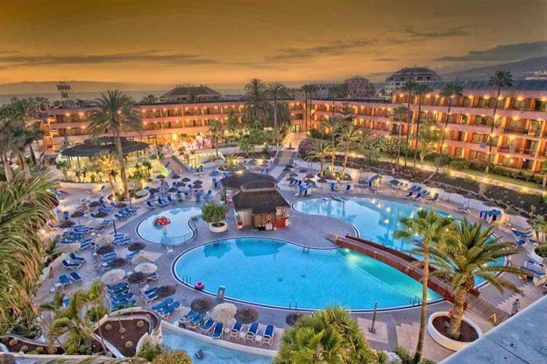 Family Hotel La Siesta in Tenerife