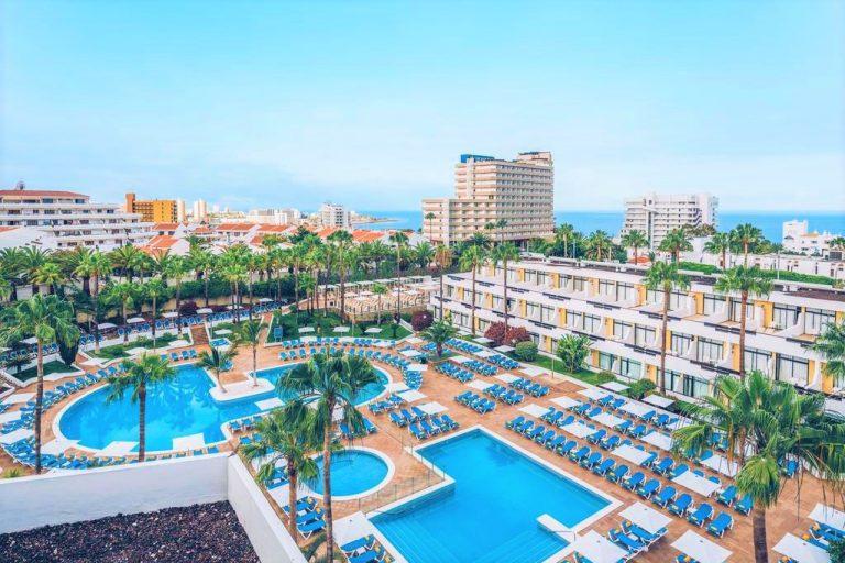 Iberostar Las Dalias all-inclusive family resort in Tenerife