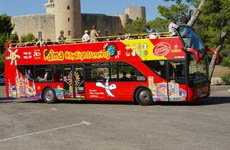 Palma De Mallorca Hop-On Hop-Off Bus Tour