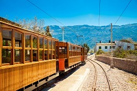 Train to Soler and Sa Calobra Cruise