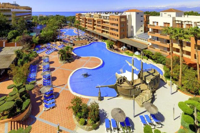 H10 Mediterranean Village family hotel in Salou