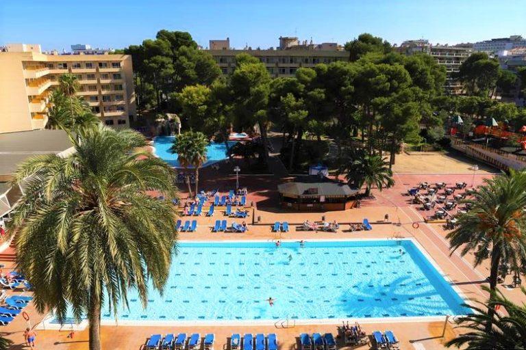 Family hotel Hotel Jaime I in Salou