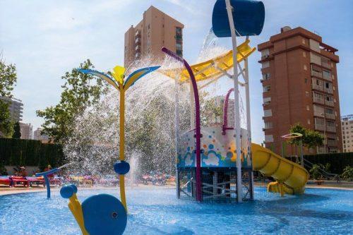 Medplaya Hotel Rio Park family-friendly hotel in Benidorm