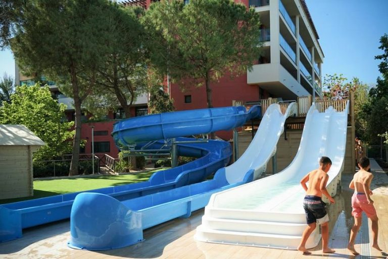 Ohtels Vil·la Romana family hotel in Salou